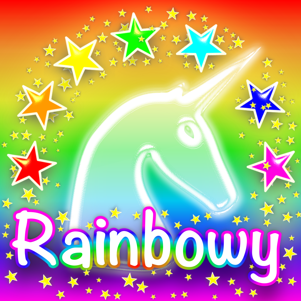 Rainbowy App Icon